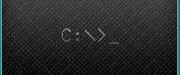 Curso ao domicílio - Linha de Comandos (cmd) do Windows