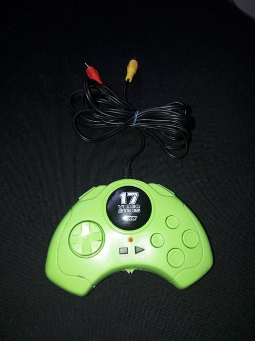 Consola Joc Plug&Play 17 Video Games Vs MAXX Functionala De Colectie
