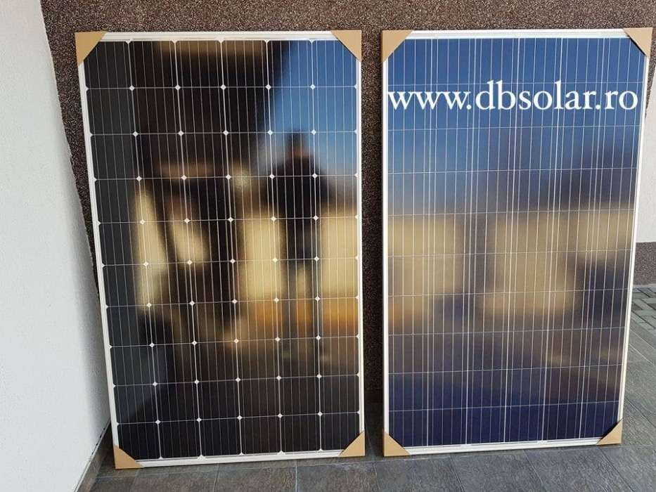 Panouri SOLARE fotovoltaice curent 270w 12v 24v POLICRISTALINE NOI