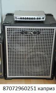 басовый комбик Gallien-Krueger 212 mbe-ii bass cab+GK MB500-