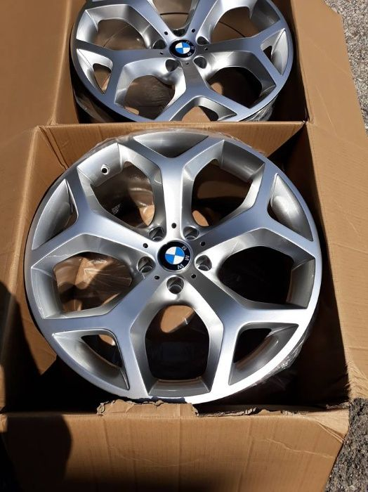 Джанти за БМВ Х5 Х6 20'' цола BMW X5 X6 e53 e70 e71 Чисто Нови !