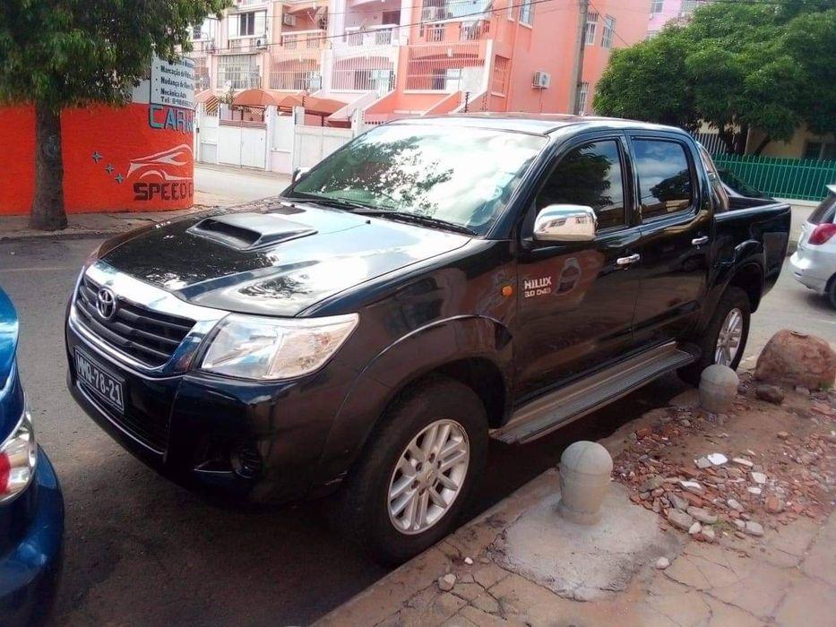 Toyota D4d bem conservado Alto-Maé - imagem 1