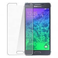 Folie sticlă telefon Samsung A3–model 2016 si model 2015