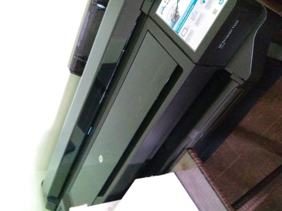 Impressora para projectos