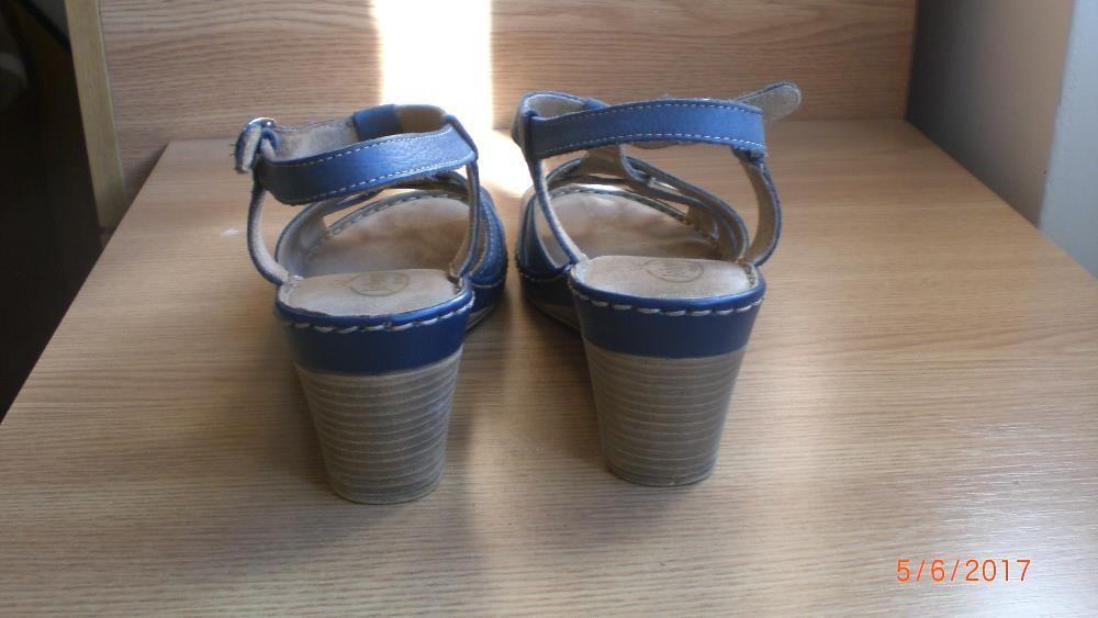 Sandale piele naturala,marimea 36