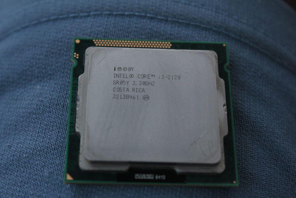 Chip Intel Core i3-2120 3ª Geração 3.3 Ghz