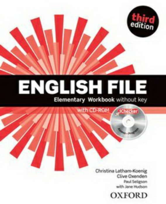 English file elementary student's & work book third edition