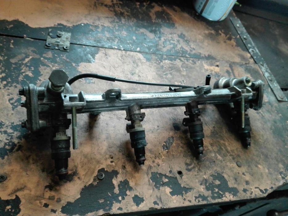 Рейка с дюзи мерцедес C180 W202