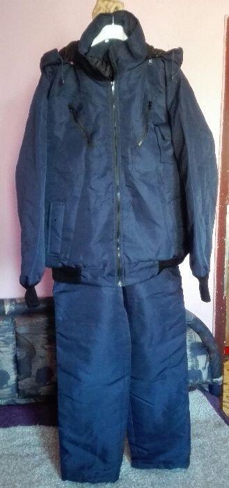 Зимно работно облекло—Ново