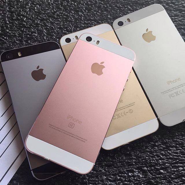 iPhone SE 32GB/novo ! Rose Gold