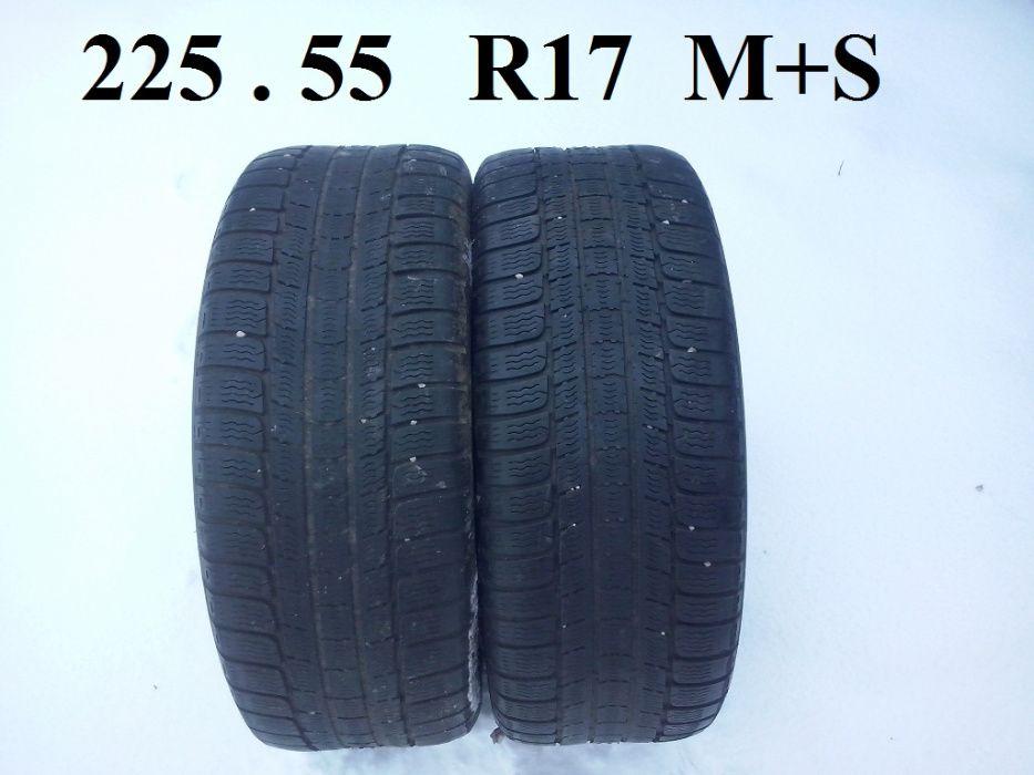 Cauciucuri de iarna 225 55 R17 Michelin