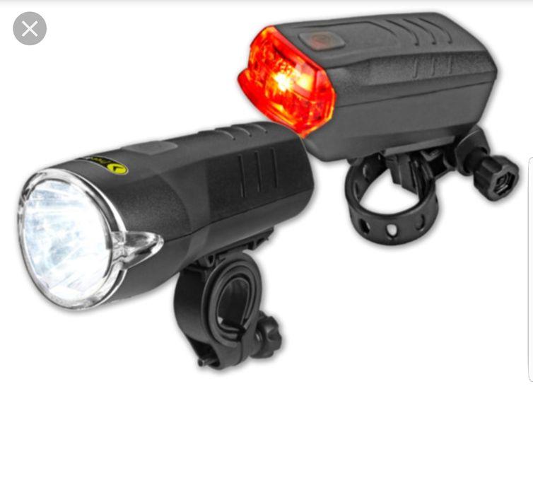 Осветление за велосипед Осрам
