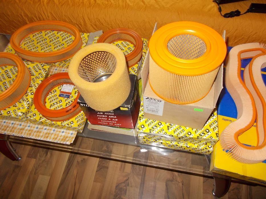 Въздушни филтри цилиндрични за различни марки коли