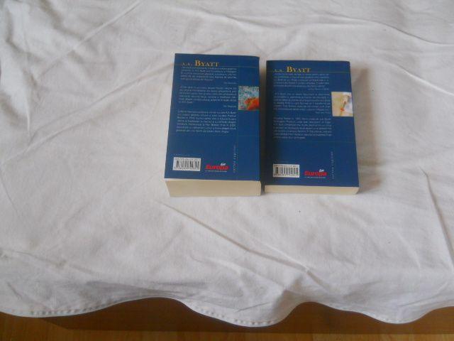 Cartea Copiilor, A. S. Byatt- 2 vol. Carti NOI Baile Herculane - imagine 2