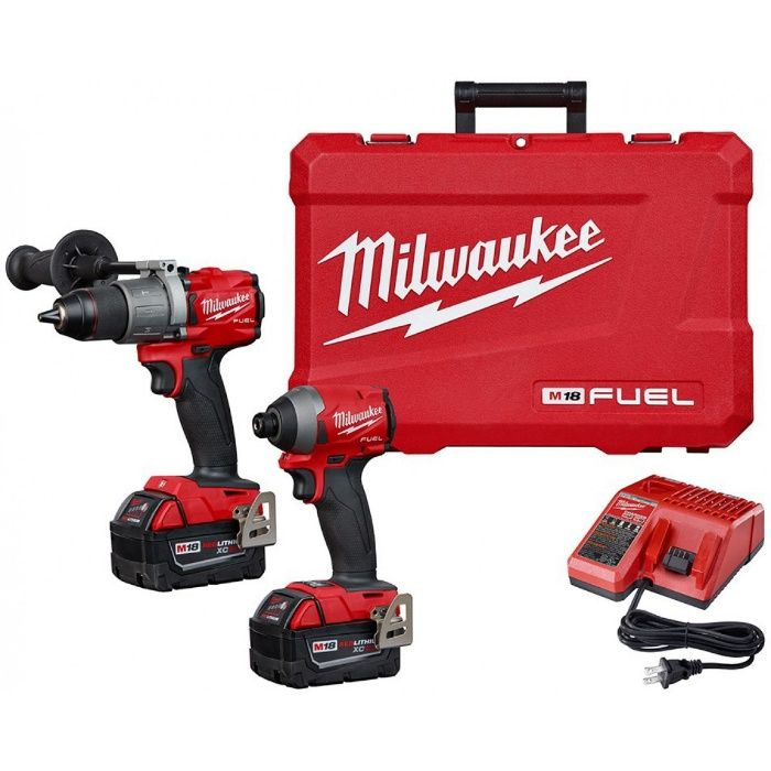 Milwaukee Fuel generatia 3 FPD2 + FID2, Impact 2853 + filetanta 2804