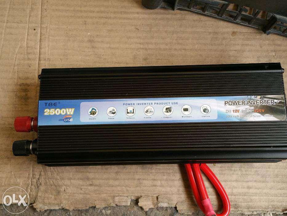 Invertor 2500W (12V)