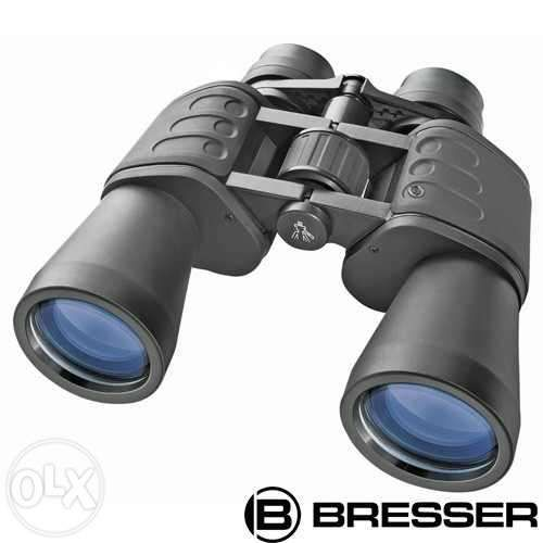 Binoclu Bresser Hunter 20x50