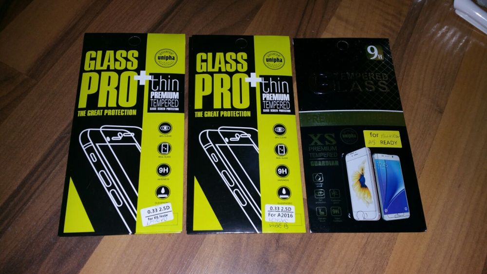 Folie sticla/tempered glass Lenovo K6 Note,Vibe B A2016,S850, A1000