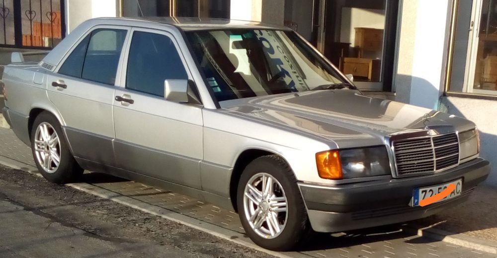 Mercedes 190 E como novo