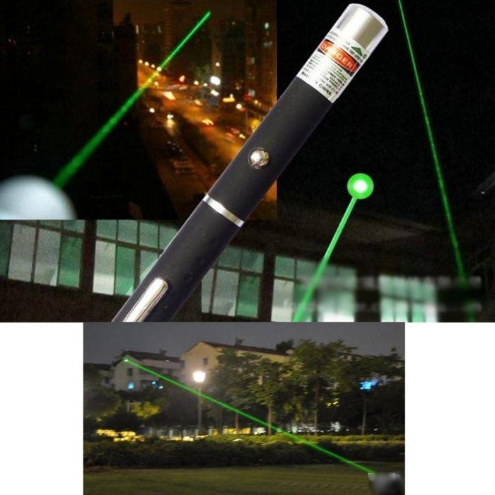 Laser poderoso