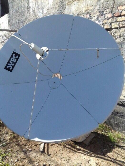 Продам спутниковую тарелку цена 25000 тг.