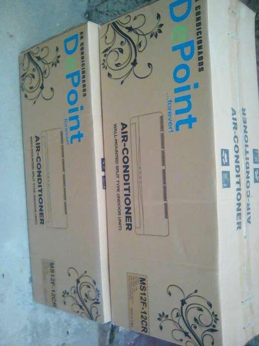 Ar condicionado depoint split 24000BTU novinho com garantia