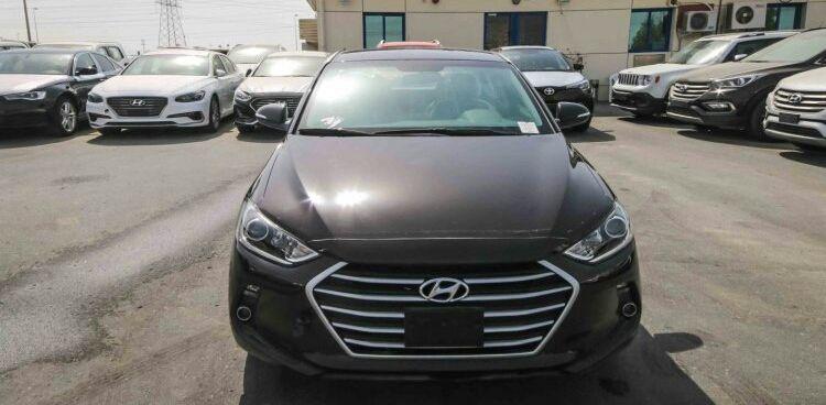 Hyundai Elantra 0km
