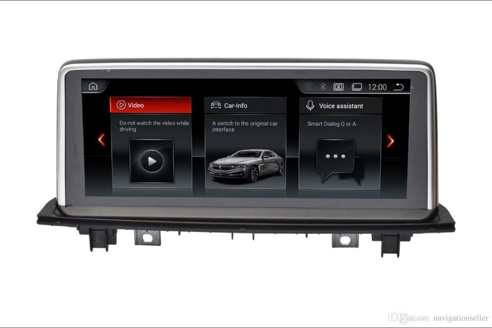 NBT Голяма Навигация с Android за BMW F20 F21 F30 F31 БМВ Ф20 Ф21 Ф30