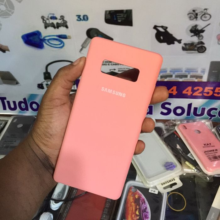 Silicone case rose for galaxy note 8