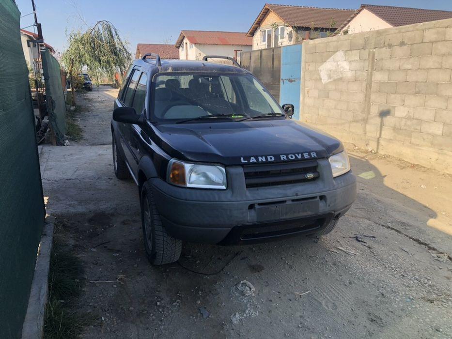 Bara/Spoiler Land Rover Freelander