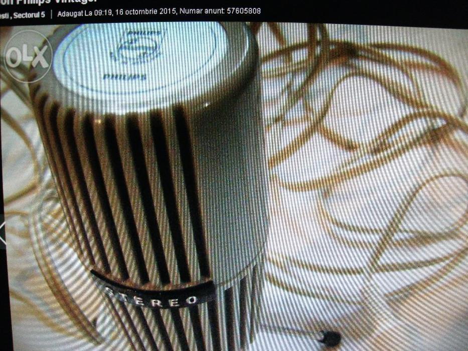microfon philips vintage