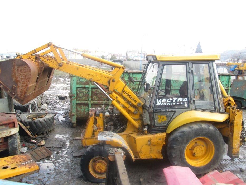 Piese de buldoexcavator JCB 3CX-4