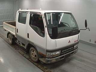 Mitsubishi canter cabine dupla