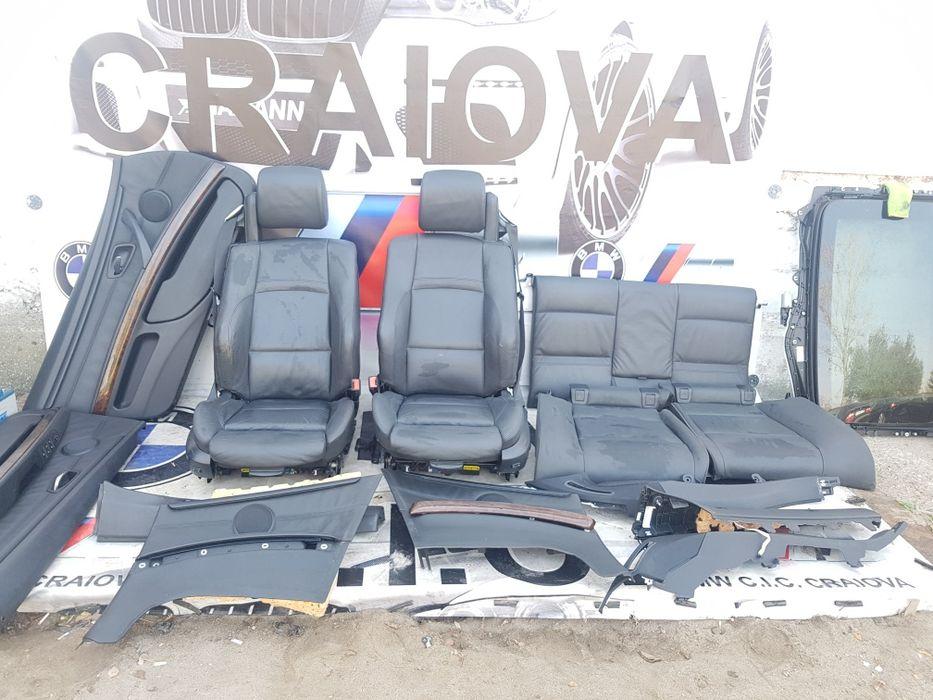Interior sport recaro negru incalzire bmw e93 cabrio