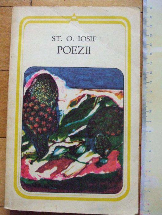 vand carte ,,POEZII,, ST.O. Iosif