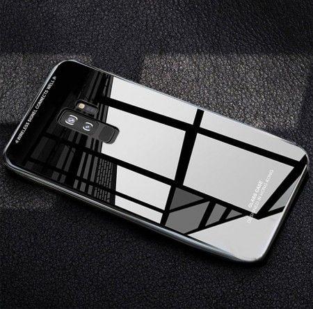 Husa Samsung Galaxy S7 Edge,Elegance Luxury Back Glass