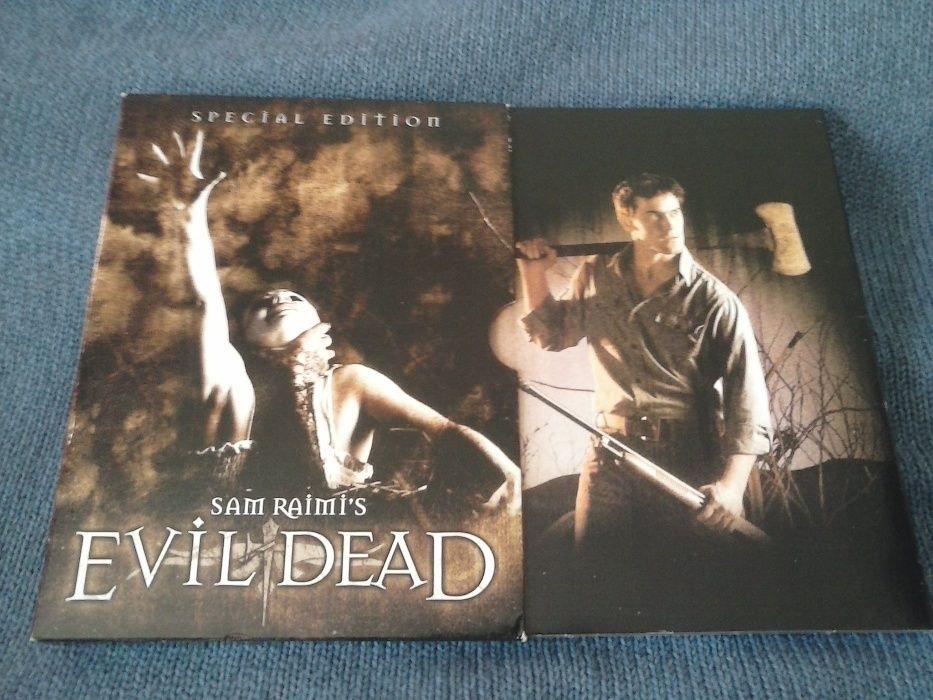 Evil Dead специално издание ДВД