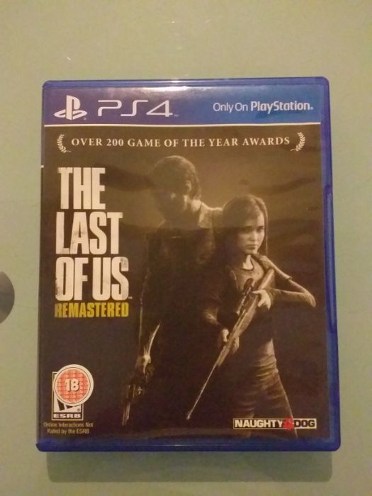 The Last Of US™ Remasteres