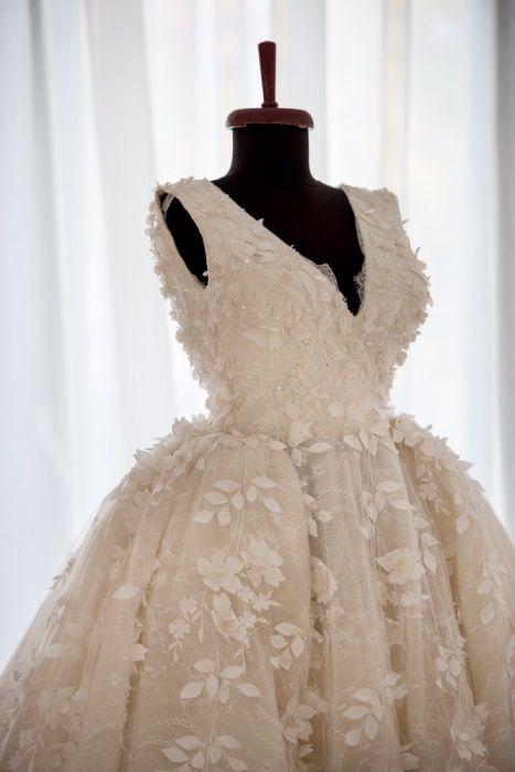 Rochie de mireasa model unicat
