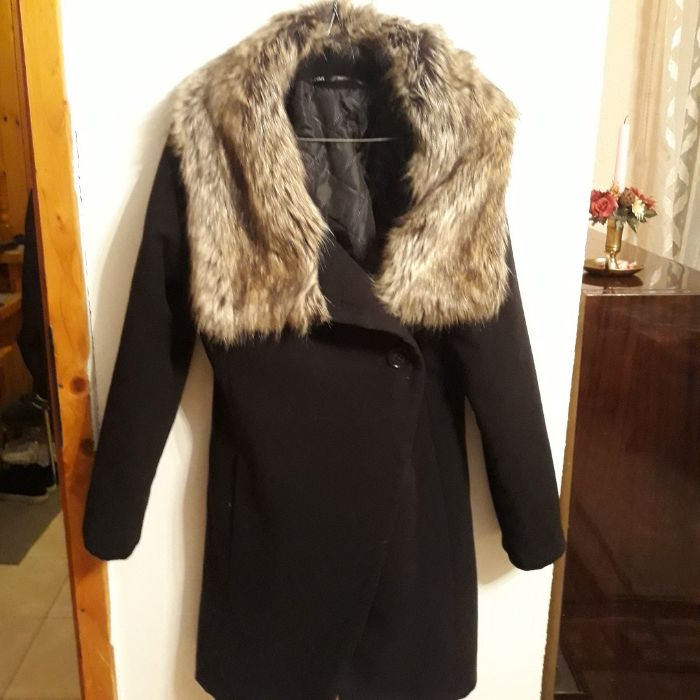 Дамско палто М- L