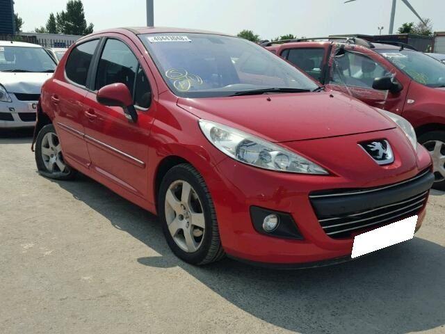 Dezmembrari Peugeot 207, (09-12) 1.6HDi | CTdez Agigea - imagine 1