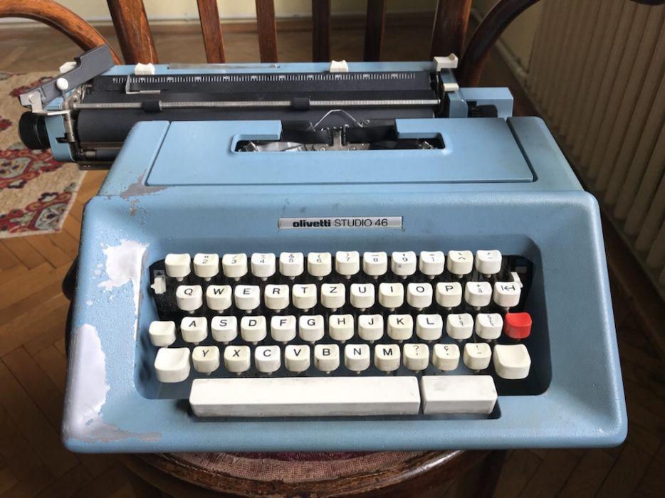 Vand masina de scris Olivetti Studio 46