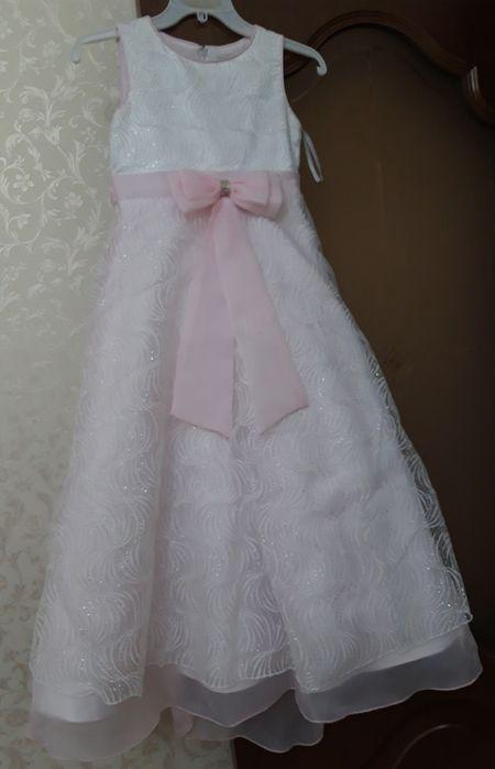 Платье шикарное для принцессы