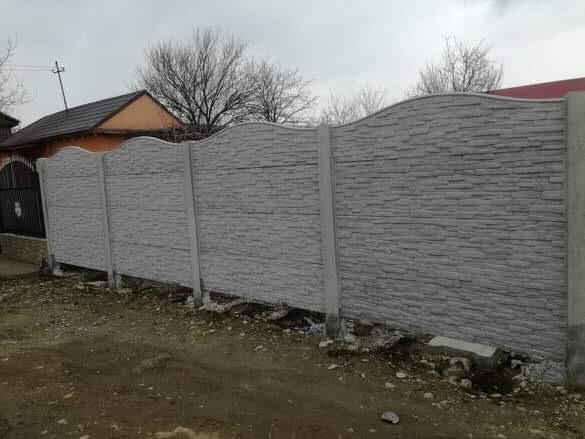 Gard beton Braila - imagine 3