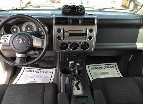 Toyota fj cruiser Serra da Kanda - imagem 2