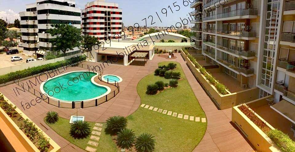 Penthouse T5 em arrendamento por 1.000.000 AOA no edifício terraços de