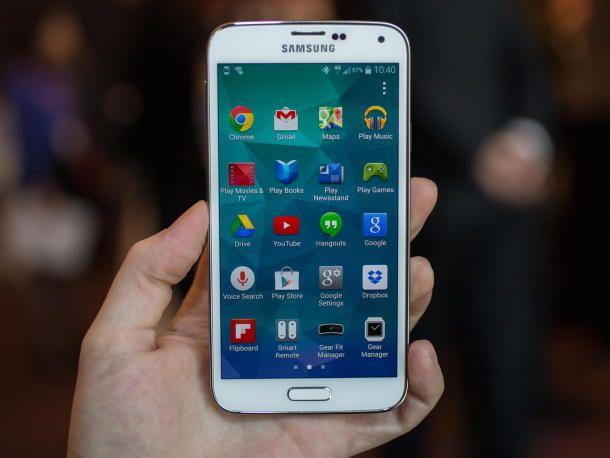 Original Samsung S5