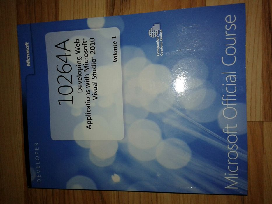 Microsoft Official Course 10264A Volume 1