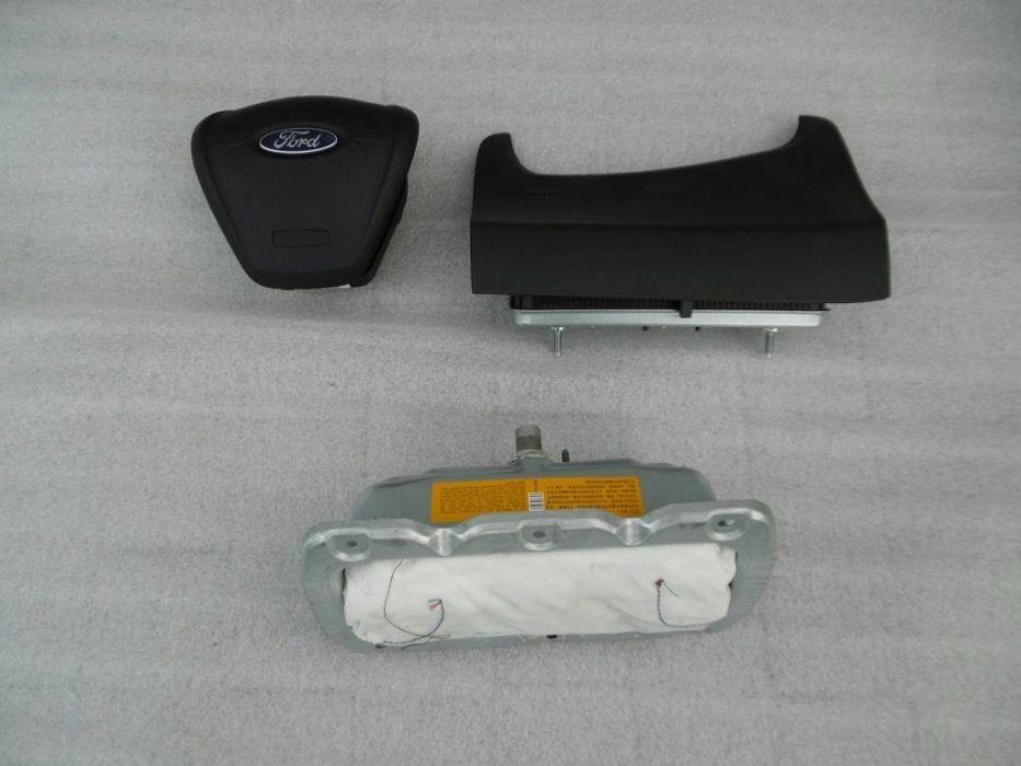 KIT Airbag FORD ECOSPORT Volan, Pasager, Genunchi