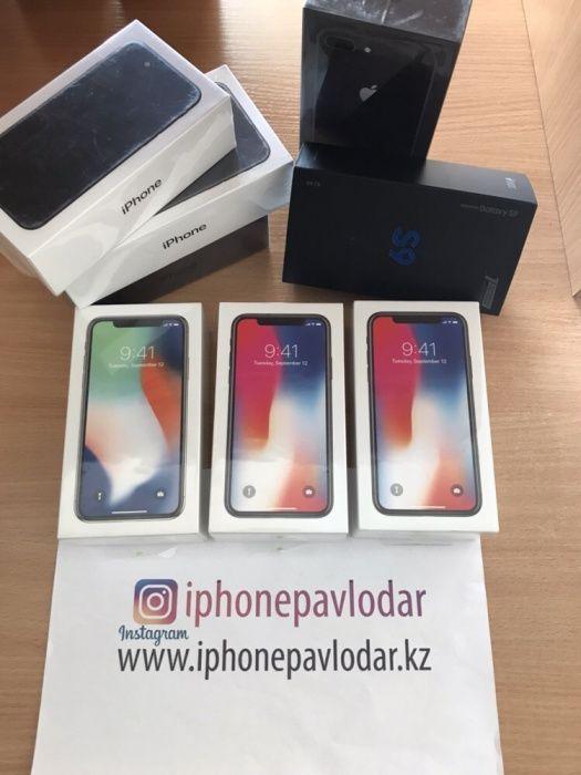 Только новые iphone X64Гб(Айфон Х)